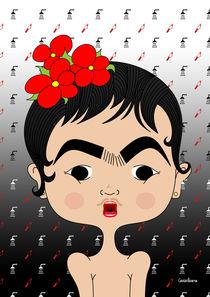 Frida Psicose von Camila Oliveira