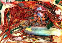 Schlangentanz by Werner Winkler