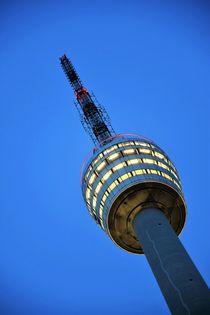 Fernsehturm Stuttgart von Nicola Furkert