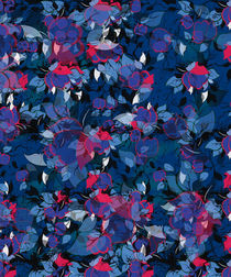 Abstract Floral  von Amir  Faysal