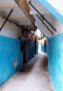 Tangier Medina Colors III von Juergen Seidt