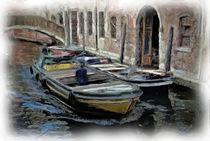 Boats-im-kanal-1262517-painting