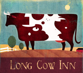 Cow-sign