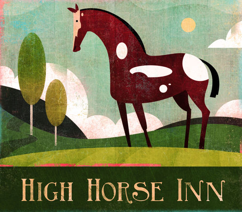 Horse-sign