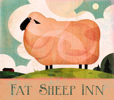 Sheep-sign