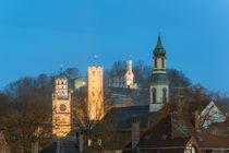 Historische Altstadt Ravensburg by Thomas Keller