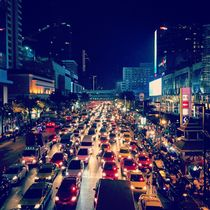 bangkok rush by Philipp Kayser