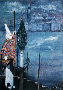Karneval in Venedig by lura-art