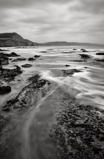 Ladram Bay by Pete Hemington