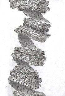 Narwal-Spirale by staub-korn