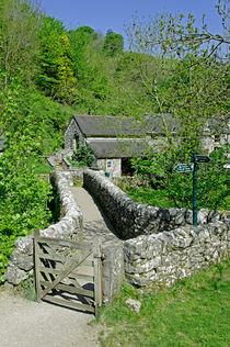 Viator's Bridge, Milldale von Rod Johnson