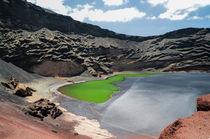 Lago Verde Lanzarote von ronny