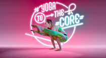 YOGA TO THE CORE von Bjørn Ewers