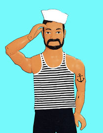Hello Sailor! by Kirsty Hotson