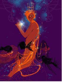 Haku und die Meerjungfrauen, Teil II von haku-meerjungfrau