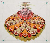 angel moth (original sold) von federico cortese