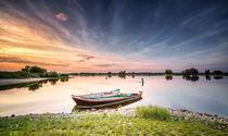 Die Elbe bei Radegast von photoart-hartmann