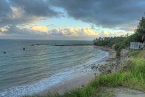 paradise on the beach by Mario J. Maia