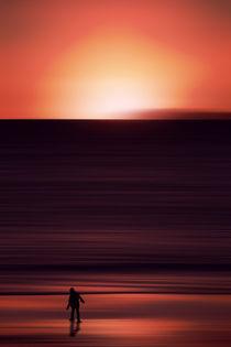 Der kleine Junge und das Meer  von Bastian  Kienitz