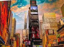 TIMES SQUARE.NY by Maks Erlikh