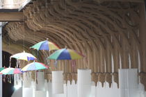 umbrella in collor by Mario J. Maia