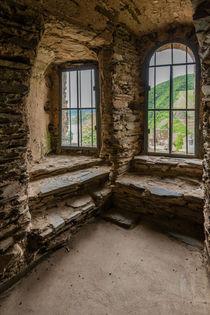 Burg Metternich-Im Bergfried by Erhard Hess