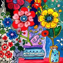 Little Flower Room von Janine Rose