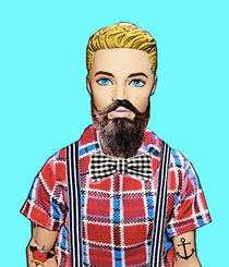 Hipster! von Kirsty Hotson