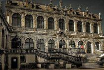 Zwinger,Dresden by Maks Erlikh