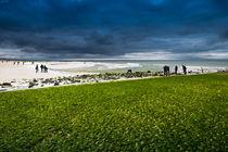 Nordseestrand von Alfred Derks