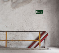 downstairs by Peter Jean Geschwill