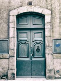 Une porte de Carcassonne von Laura Benavides Lara