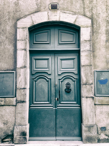 Una-puerta-de-carcassone