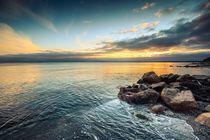Malerische Ostseeküste von ostseebilder