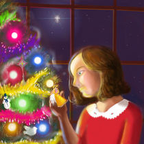 The Girl & the Angel of the Tree by John Ridley