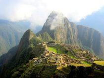 Macchu Picchu die verlorene Stadt der Inka by mellieha