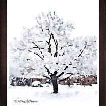 Snowy Day by Mary Lee Parker