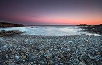 Limeslade Bay South Wales von Leighton Collins