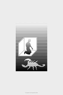 MicroGraphie 006 käfig by Tomas Spahn