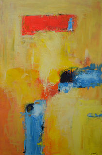 YELLOW ECHOES by Stanislav Jasovsky