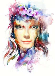 Most famous Rebecca by Sandra Kramer