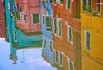 Riflessione in acqua  by Peter Bergmann