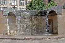 Water Feature, Derby von Rod Johnson