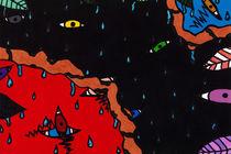 Lost in the Rain of the Darkness von Jesse Whitfield