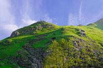 Thorpe Cloud Peaks, Dovedale von Rod Johnson