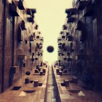 No Symmetry by Oliver Kieser