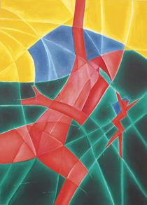 Red Jump / Marmorismus von Tomas Spahn