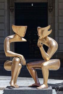 """""""La Conversatión"""" von Norbert Probst"""