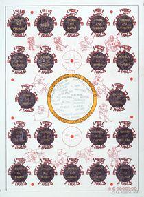 Stanley Cup poster-First Edition von robert rob