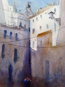 Andalusien II von Ludmilla Witt